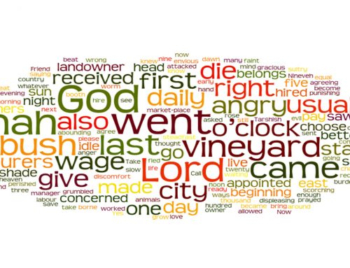 Jesus' idea of fair