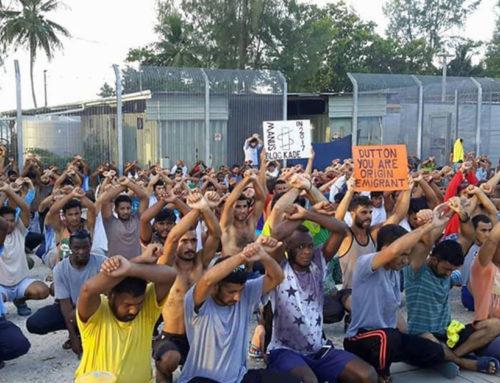 Crisis on Manus