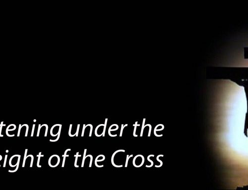 Listening under the Weight of the Cross