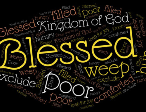 Blessed are you…?