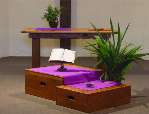 Sunday Prayers 10/3