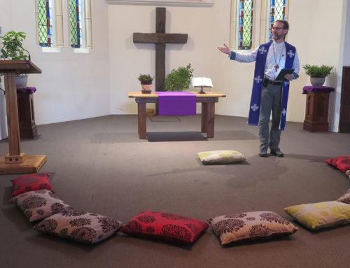 Sunday Prayers 17/3