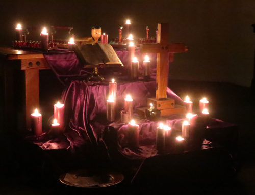 Maundy Thursday prayers