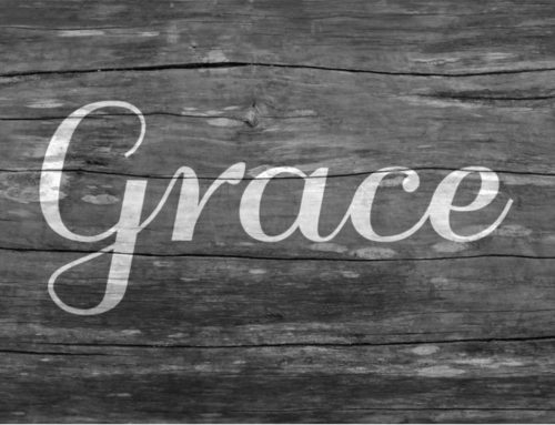 How are we called to show grace?