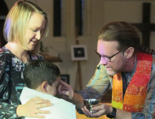 Sunday Prayers 16/6 – Trinity Sunday