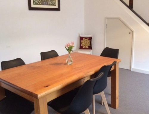 Student House: Rooms Available
