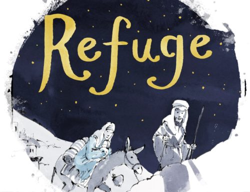 Jesus the Christmas Refugee