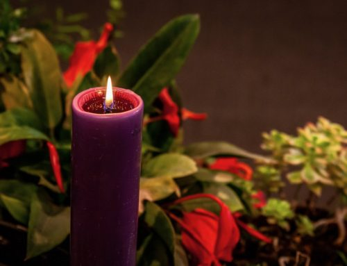 Worship – Advent 1B