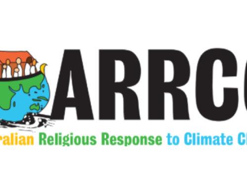ARRCC and Sacred People, Sacred Earth